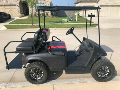 tons of extras 2012 EZGO golf cart for sale
