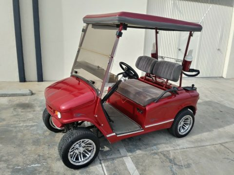 very clean 2011 Western golf cart for sale