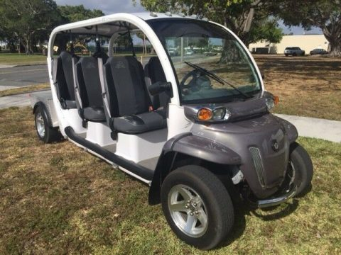 very nice 2010 GEM E6 golf cart for sale