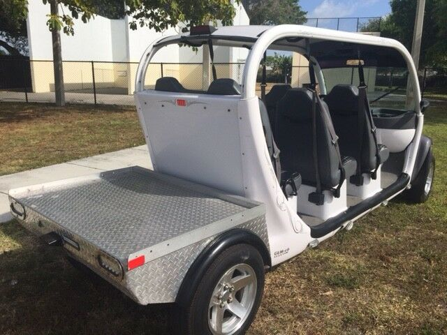 very nice 2010 GEM E6 golf cart