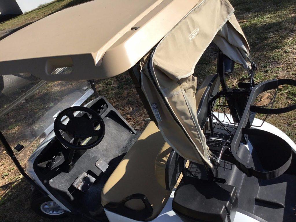 clean 2014 EZGO golf cart