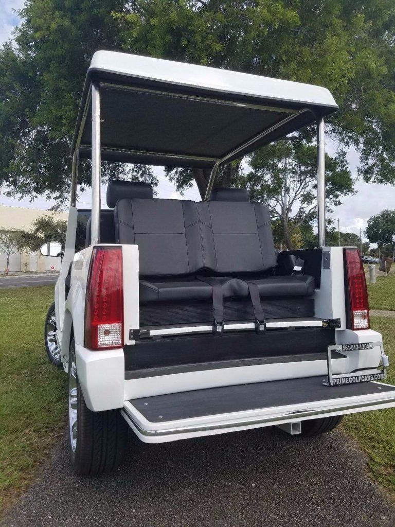 Custom 2015 ACG Golf Cart