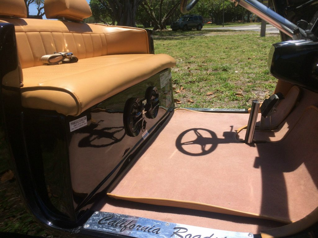 custom made 2016 ACG California Roadster Golf Cart