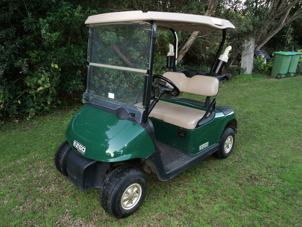 good batteries 2014 EZGO golf cart