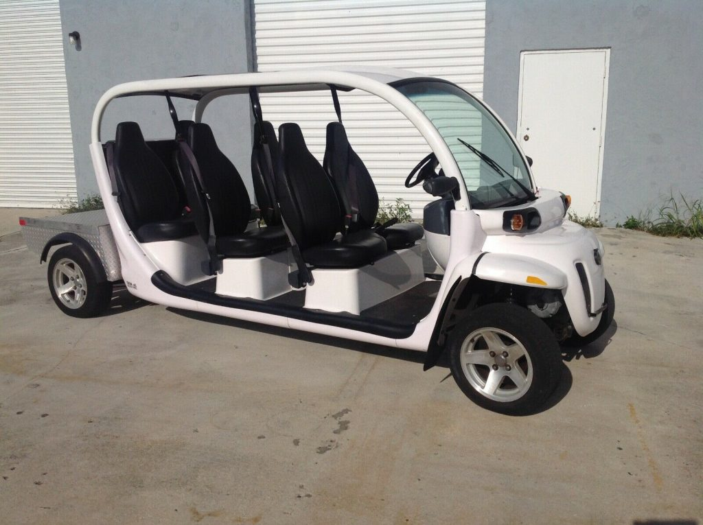 limousine 2015 Polaris gem E6 Utility golf cart
