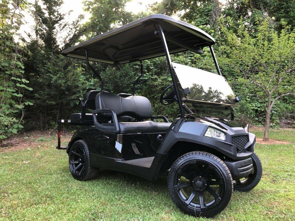 New Batteries 2016 Yamaha Drive G29 Golf Cart