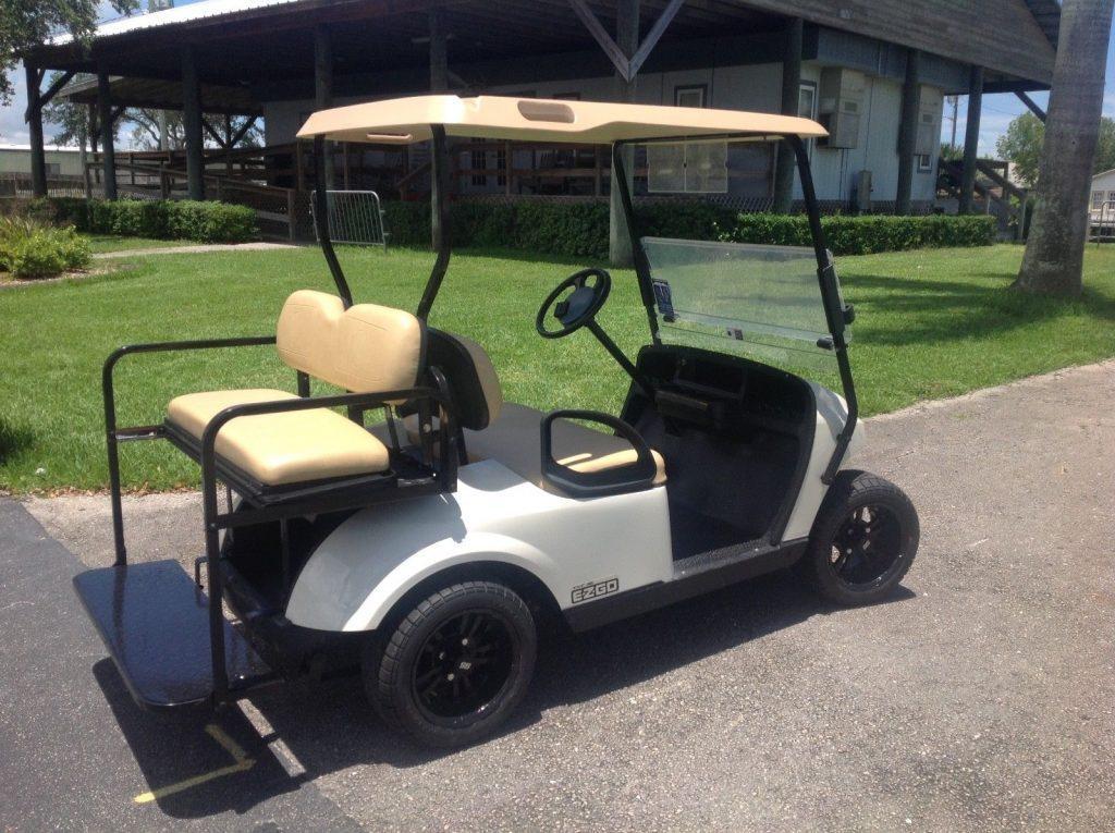 new parts 2014 EZGO golf cart