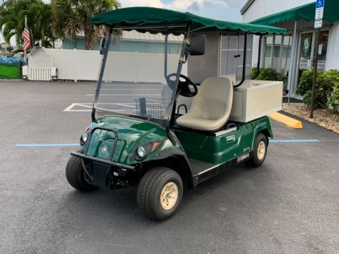 nice 2016 Yamaha Bistro Beverage Golf Cart for sale