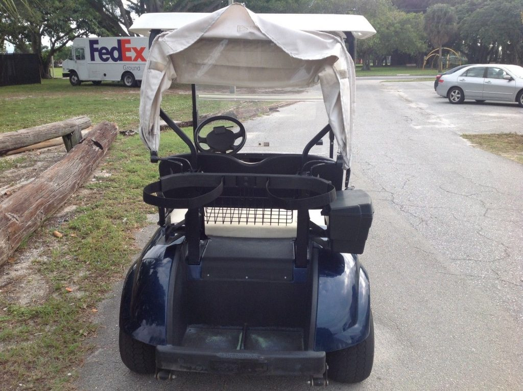 very clean 2015 EZGO golf cart