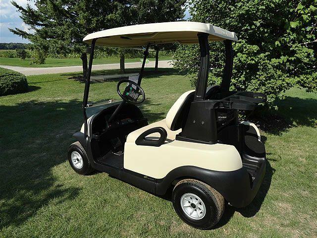 very nice 2014 Club Car Precedent golf cart