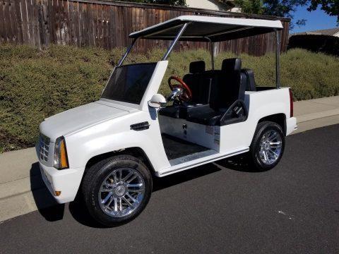 very nice 2015 ACG 4 Passenger Golf Cart for sale
