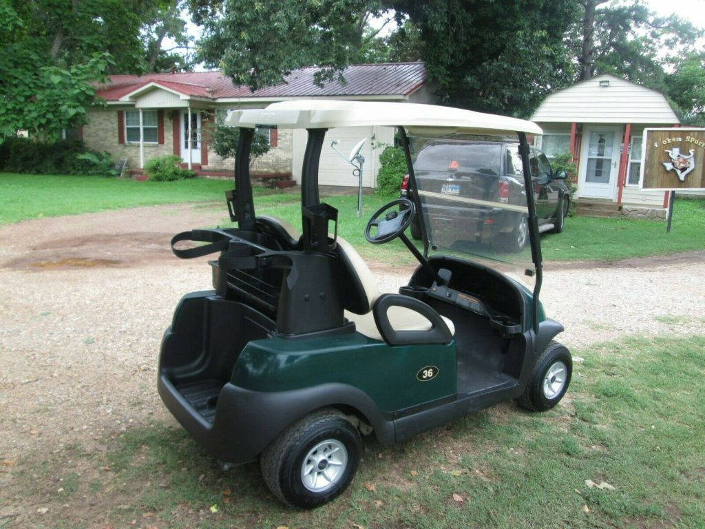 very nice 2015 Club Car Precedent Golf Cart
