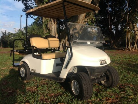 very nice 2015 EZGO golf cart for sale
