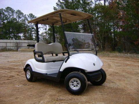 well equipped 2016 Yamaha Drive 48V Electric Golf Cart for sale