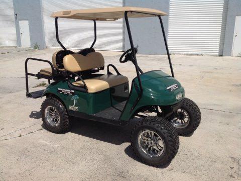 well serviced 2015 EZGO golf cart for sale