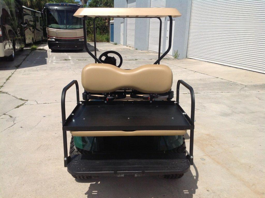 well serviced 2015 EZGO golf cart