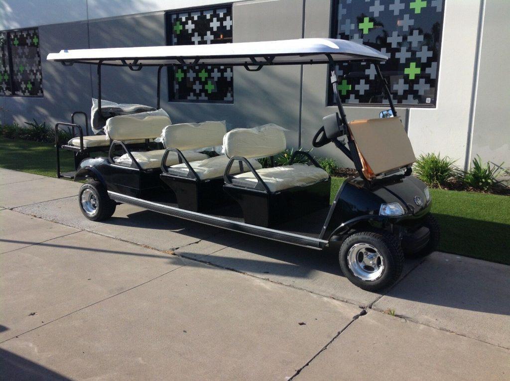 limousine 2017 Evolution Golf Cart