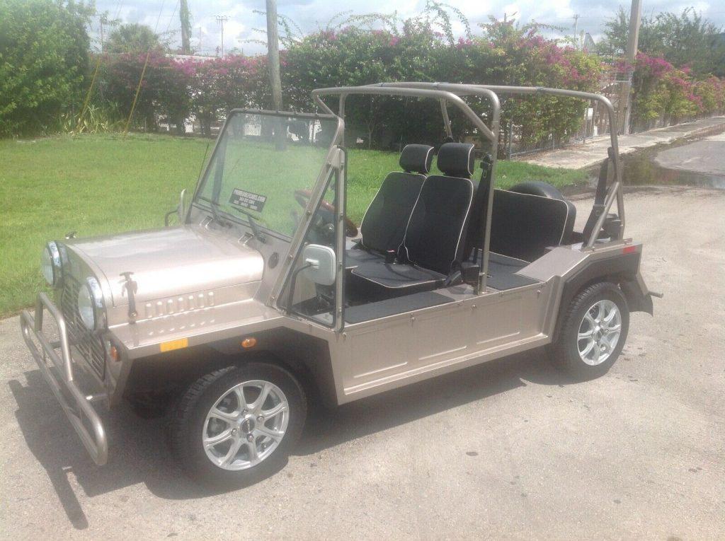nice 2018 acg Mini Moke Golf Cart