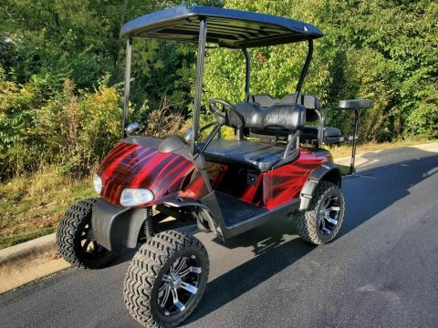 beautiful 2010 EZGO golf cart for sale