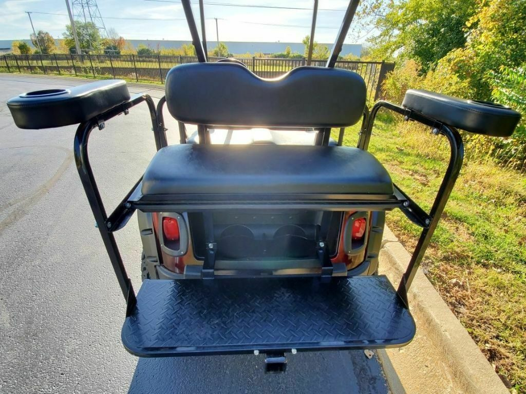 beautiful 2010 EZGO golf cart