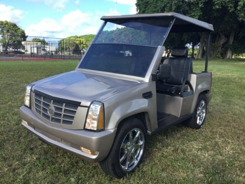 custom body 2008 ACG golf cart for sale