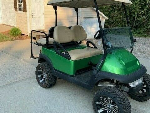 great shape 2008 Club Car IQ golf cart for sale