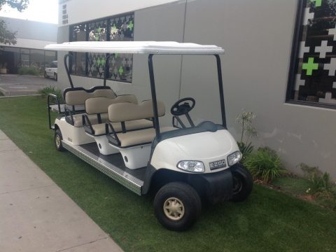 limousine 2010 EZGO RXV golf cart for sale