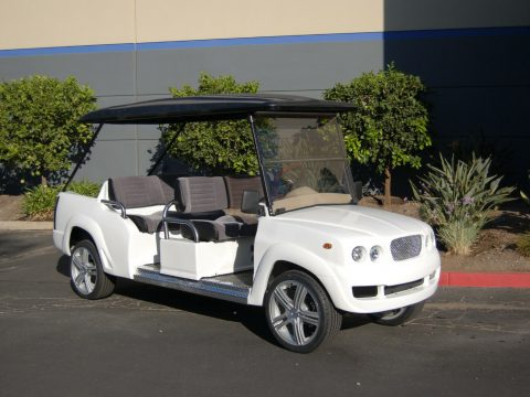 luxury 2018 Bentley Golf Cart for sale