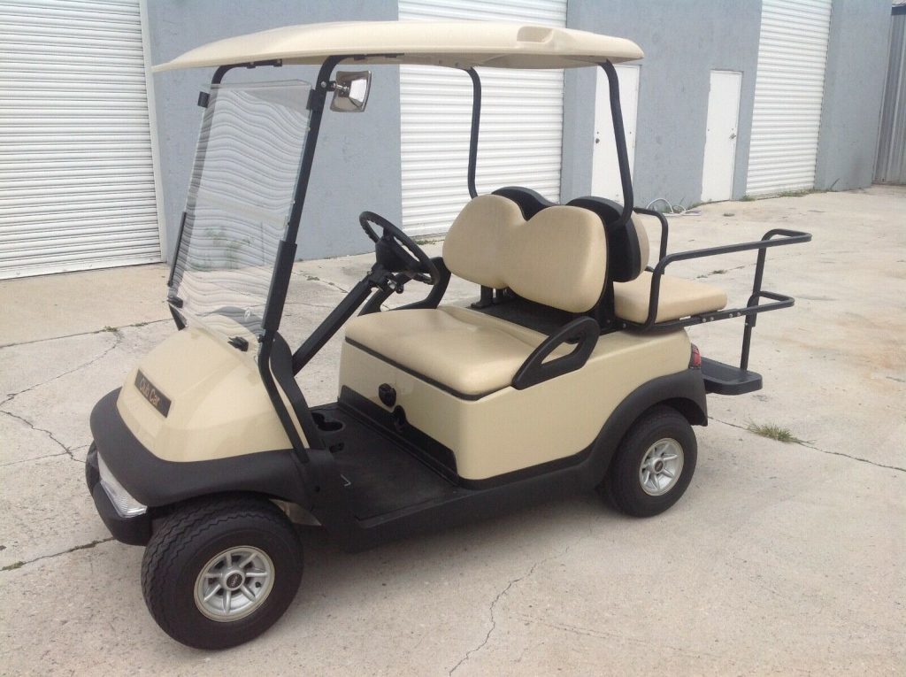 new batteries 2010 Club Car Precedent Golf Cart