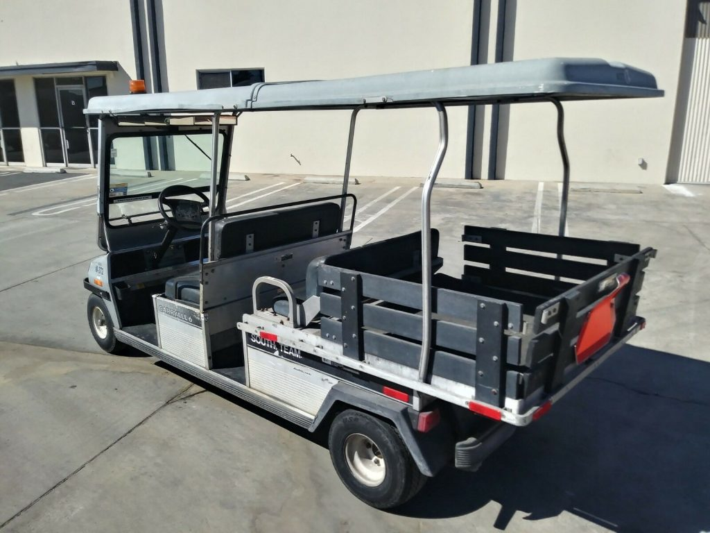 nice 2011 Club Car Carryall VI golf Cart
