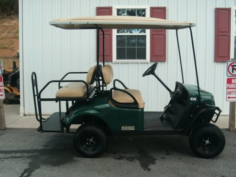 very nice 2018 EZGO Express S4 golf cart for sale