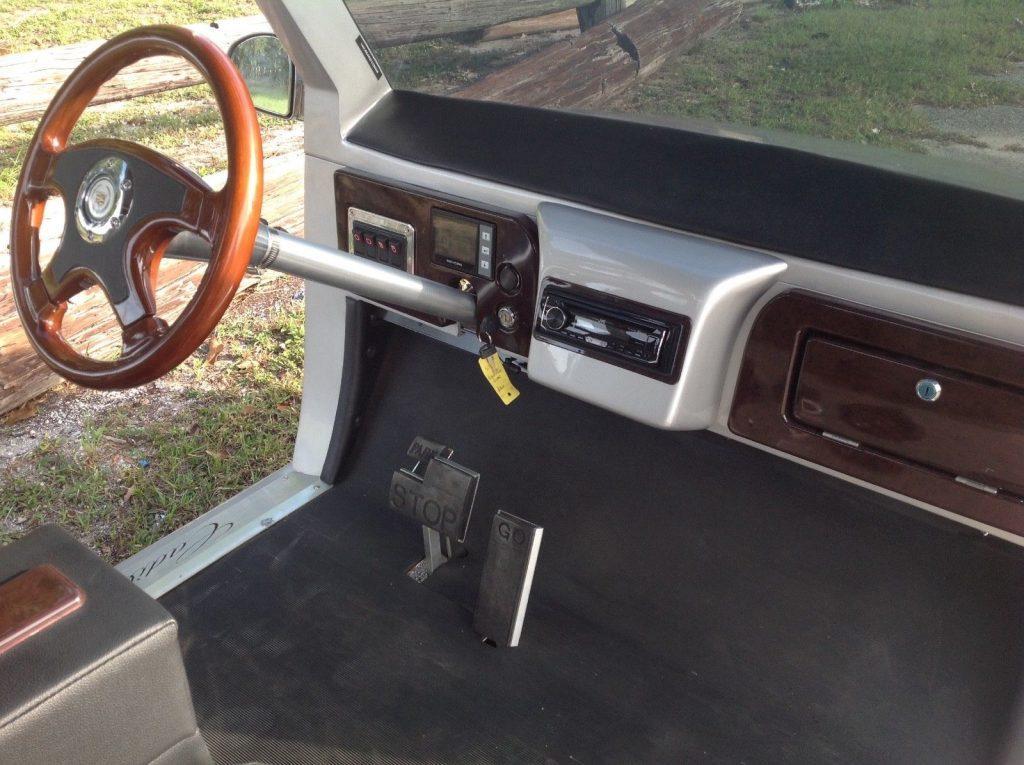 Cadillac style 2015 ACG golf cart