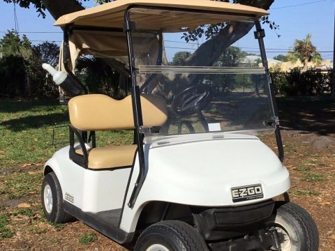 clean 2014 EZGO golf cart for sale
