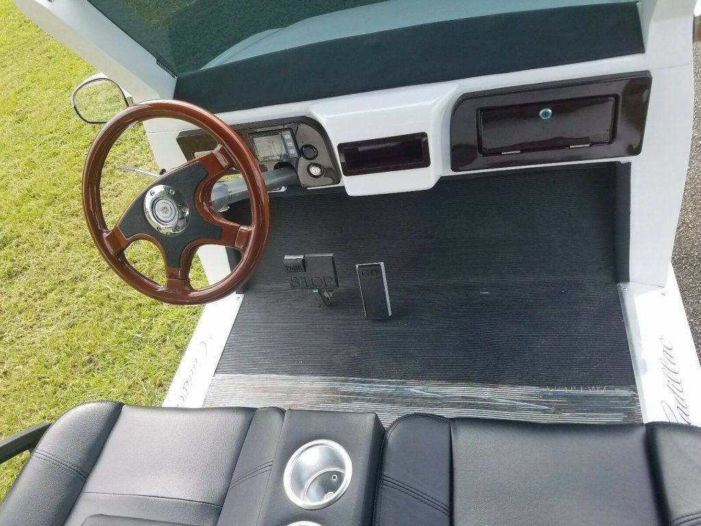 Custom body 2015 ACG Golf Cart