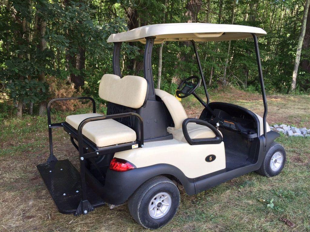 great shape 2014 Club Car Precedent golf cart