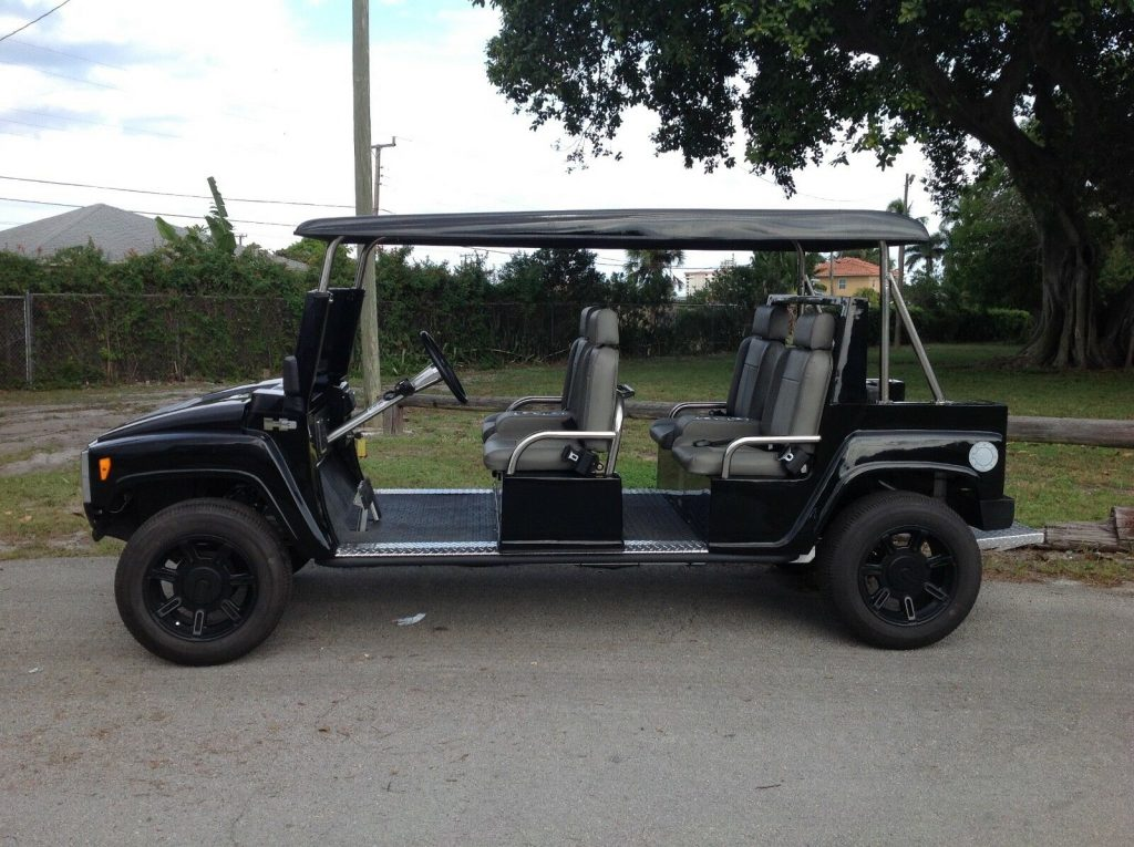 Hummer limo 2015 ACG Golf Cart