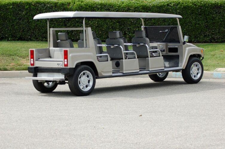 Hummer limousine 2015 ACG Golf Cart