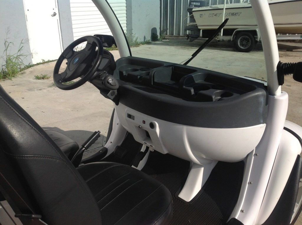 limousine 2015 Polaris gem E6 golf cart
