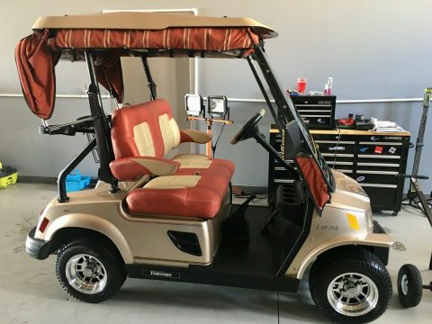 very nice 2013 Tomberlin Emerge golf cart for sale