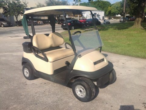 clean 2017 Club Car Precedent Golf Cart for sale