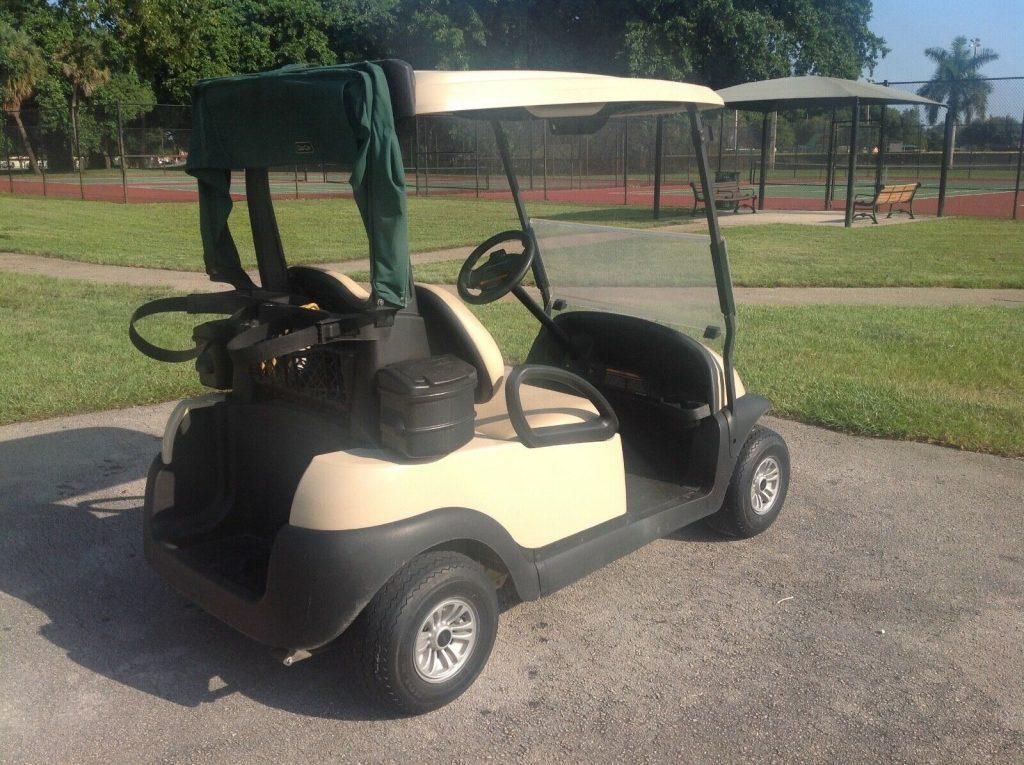 clean 2017 Club Car Precedent Golf Cart