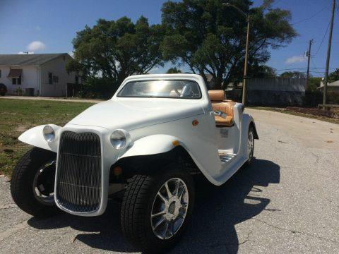 custom 2018 Acg California Roadster Golf Cart for sale