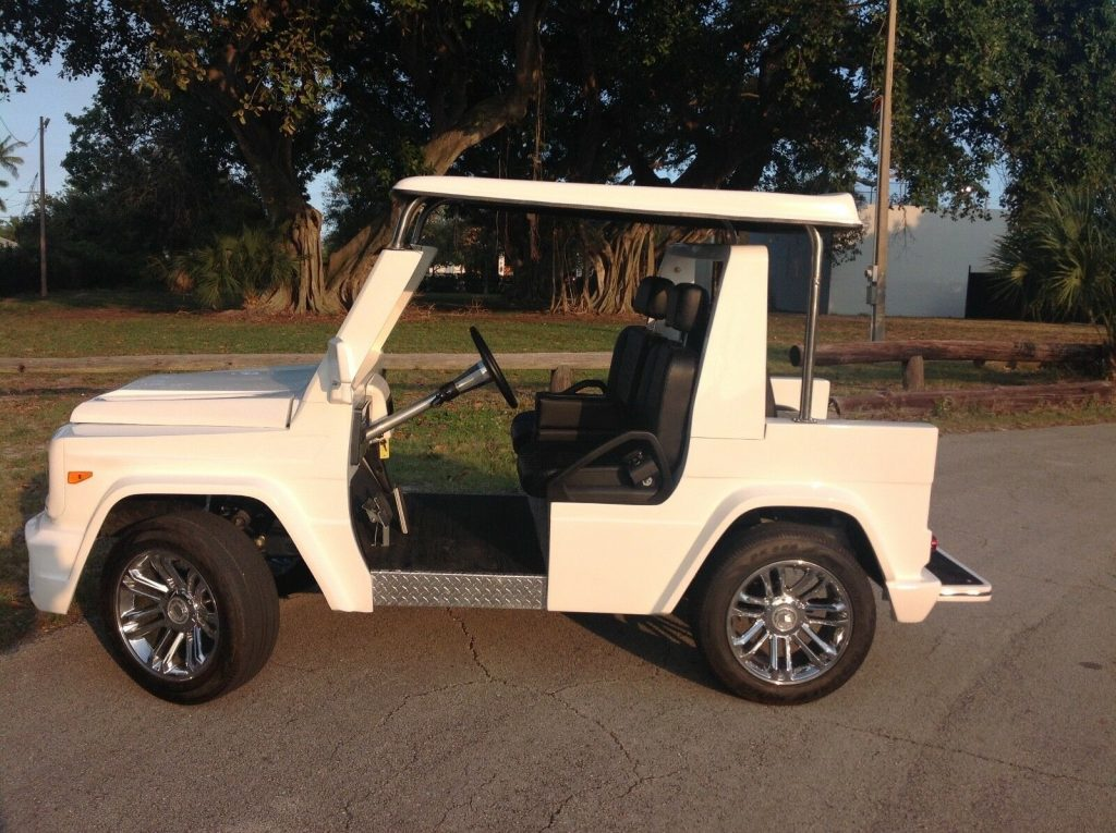 stunning 2018 Acg E Wagon Custom Golf Cart