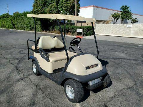 very nice 2017 Club Car Precedent Golf Cart for sale