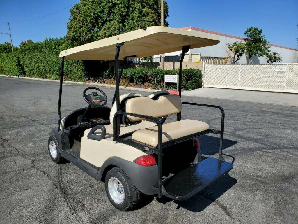 very nice 2017 Club Car Precedent Golf Cart