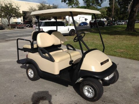 Custom 2008 Club Car Precedent golf Cart for sale