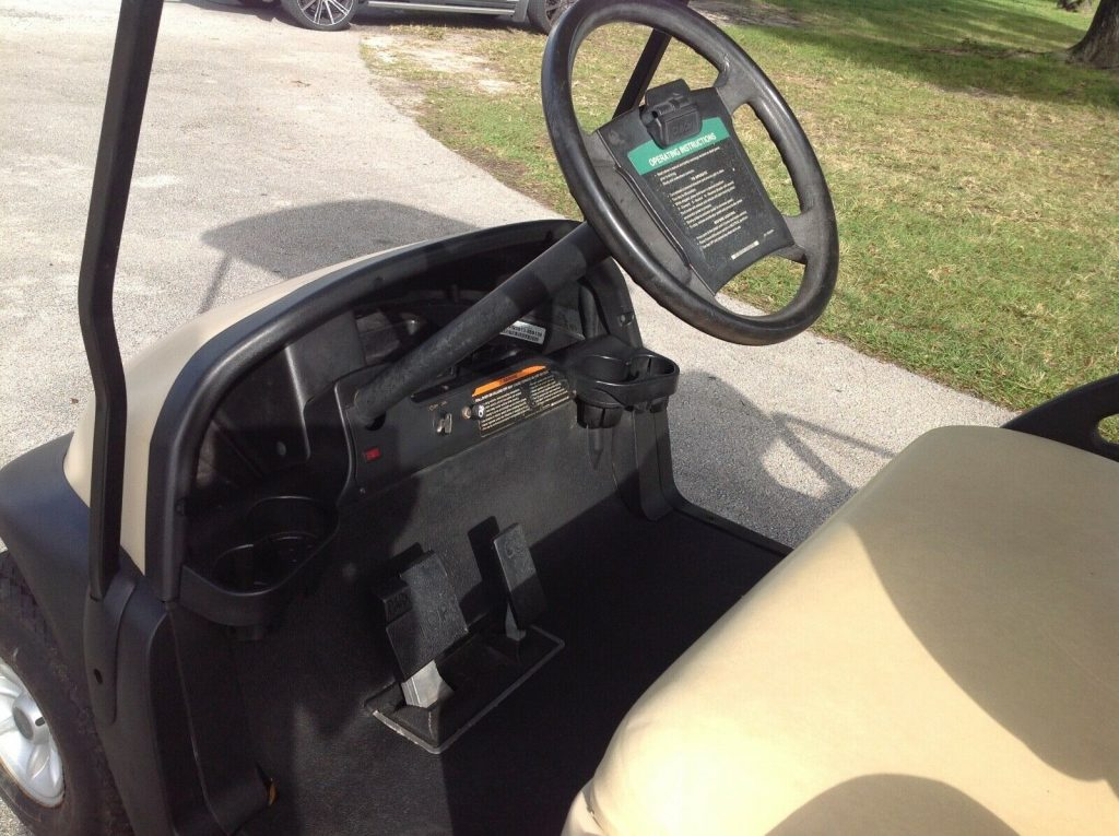 Custom 2008 Club Car Precedent golf Cart