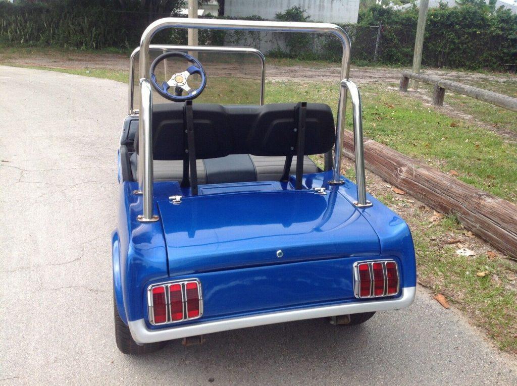 custom body 2010 Club Car golf cart