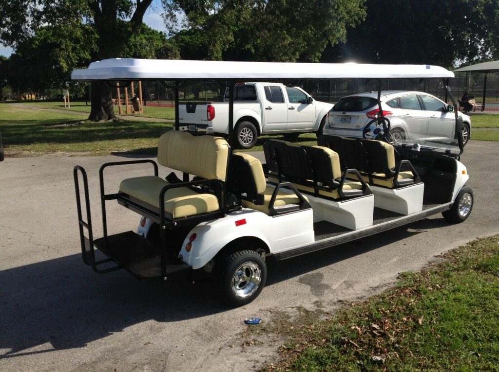 limousine 2019 Evolution Golf Cart