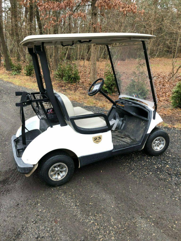 needs nothing 2012 Yamaha Golf Cart